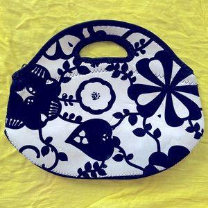 BYO insulated neoprene lunch bag( reusable)